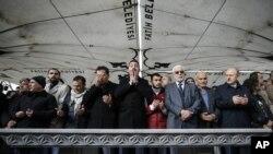 卡舒吉的友人星期五在伊斯坦布尔为卡舒吉举行葬礼。