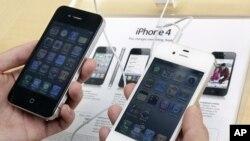Predmet spora između Epla i Samsunga - popularni pametni telefon ajfon