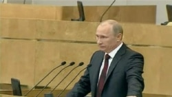 Putin Calls for Unity in Last Speech to Parliament as PM