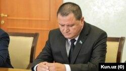 Farg'ona viloyati hokimi va senator Shuhrat G'aniyev
