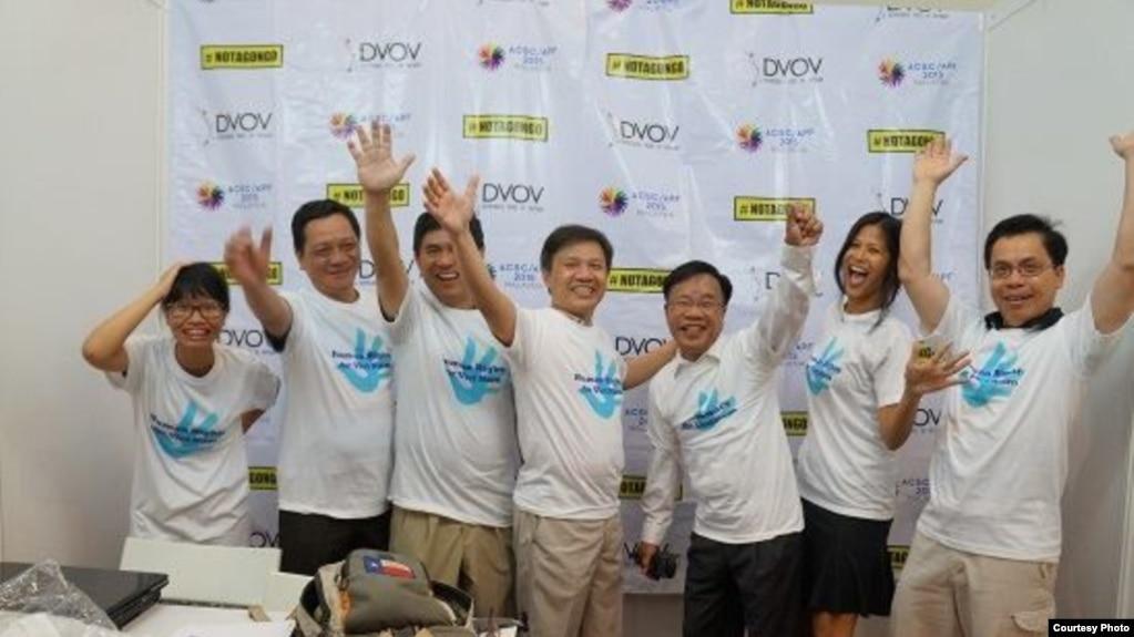 Một tổ chức xã hội dân sự độc lập.