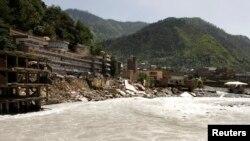 وادی سوات کا ایک منظر