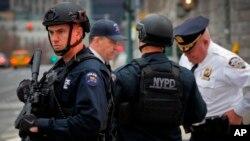 La práctica es algo habitual en Nueva York cuando se producen ataques de este tipo en otras ciudades.