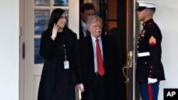 白宮國家安全顧問博爾頓