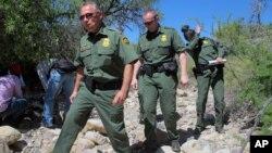 La Patrulla Fronteriza reporta un aumento considerable en las muertes de migrantes en el sur de Texas.