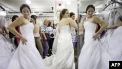Свадьба в США: сколько стоит кольцо?