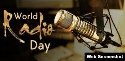 Ilustrasi sebuah mikrofon di studio radio. (Foto: Courtesy/Web Screenshot)