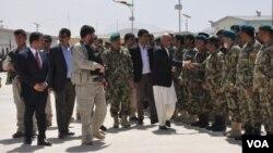 پس از رویکار آمدن حکومت وحدت ملی، این دومین سفر رئیس جمهور غنی به هرات می باشد