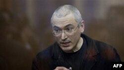 Ông Khodorkovsky và người công sự với ông là ông Platon lebedev đã bị tuyên bản án mới 14 năm tù.