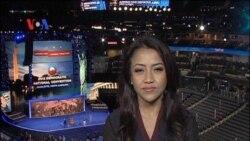 Persiapan Konvensi Partai Demokrat - VOA untuk TVOne