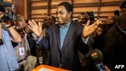 Pemimpin oposisi utama Zambia, Hakainde Hichilema (foto: dok).