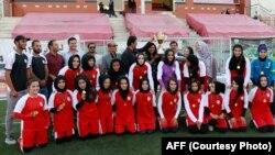 تیم فوتبال بانوان کابل کلپ، قهرمان نخستین لیگ برتر فوتبال بانوان شهر کابل