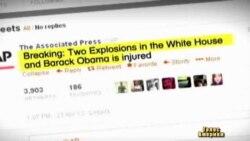 Фальшивий Tweet обійшовся у 140 мільярдів