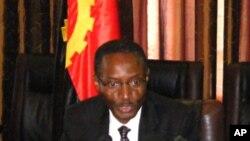 Ministro reune governadores para dsicutir registo eleitoral - 0:54