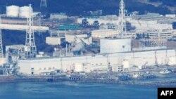 Пошкоджена атомна електростанція