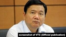 Ông Đinh La Thăng, cựu Uỷ viên Bộ Chính trị.