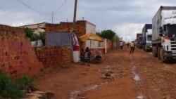 UDPS esengi bakanga bato bazalaki kozwa mpako na post Bilanga na Kasumbalesa
