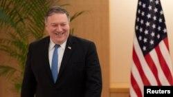 مایک پمپئو وزیر خارجه ایالات متحده - آرشیو