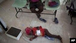 Εξαπλώνεται η χολέρα στην Αϊτή