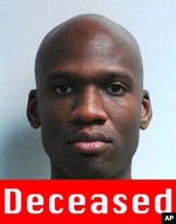 華盛頓海軍設施槍擊案嫌疑人阿倫.亞歷克西斯