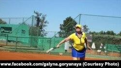 Українка Галина Горяна, 85 років, тенісистка, лижниця, відеоблогер, кандидат наук