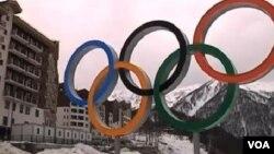 索契冬奧會部份設施