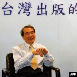 台北书展基金会董事长王荣文