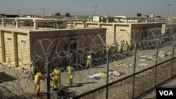عراقی جیل پر حملہ