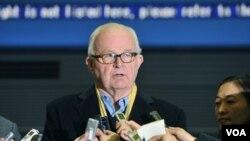 Utusan AS untuk Korea Stephen Bosworth mengundurkan diri dari jabatannya (foto:dok).