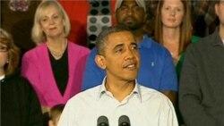 Obama, Romney in Final Push for Votes
