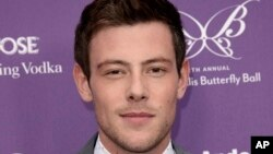 Actor Cory Monteith arrives at the 12th Annual Chrysalis Butterfly Ball in Los Angeles, June 8, 2013.