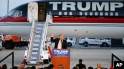 Solo en 2015, el magnate Donald Trump aumentó su fortuna en más de $500 millones de dólares.