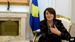 Predsednica Kosova, Atifete Jahjaga