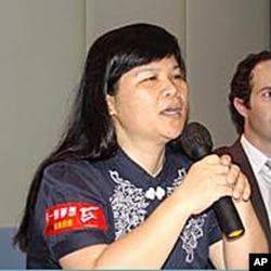 香港记者协会主席麦燕庭