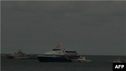Թուրքիայում ազատվել է քրդերի կողմից զավթված նավը
