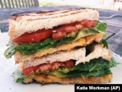 Great bread makes a great sandwich!