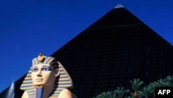 Khách sạn Luxor và Sòng bài ở Las Vegas, Nevada