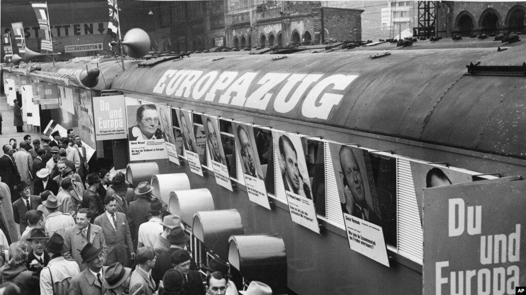 70 vjet nga hyrja në fuqi e Planit Marshall