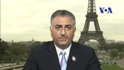 شورای ملی ایران: کنفرانس پاریس
