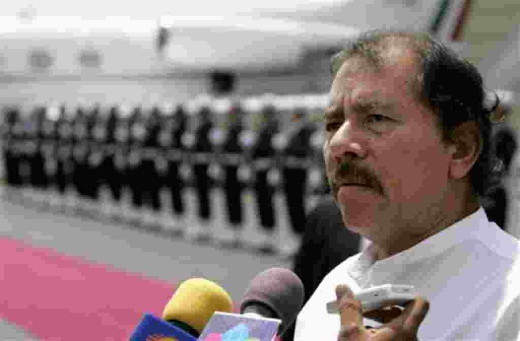 Nicaragua: Daniel Ortega