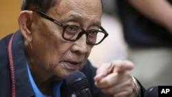 Ông Fidel Ramos, cựu Tổng thống Philippines.