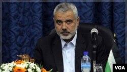 Perdana Menteri Hamas, Ismail Haniyeh (Foto: dok).