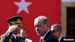 土耳其总统埃尔多安 (2015年7月20日)