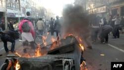 Тегеран, 14 февраля 2011