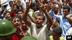 یمن : فوج کے ساتھ جھڑپوں میں 12 افراد ہلاک