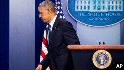 اوباما امیدوار بود با نظر مساعد دیوانعالی این طرح را قبل از آغاز به کار رئیس جمهوری بعدی انجام بدهد اما عملا طرح او شکست خورده است