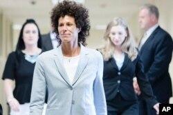 Andrea Constand es la única de entre unas 50 mujeres que han acusado a Bill Cosby de abuso sexual, que ha logrado llevar su caso a corte.