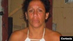 La Dama de Blanco Niurka Luke Álvarez padece de epilepsia y sus carceleros rehúsan darle medicamentos (Foto:Martinoticias).