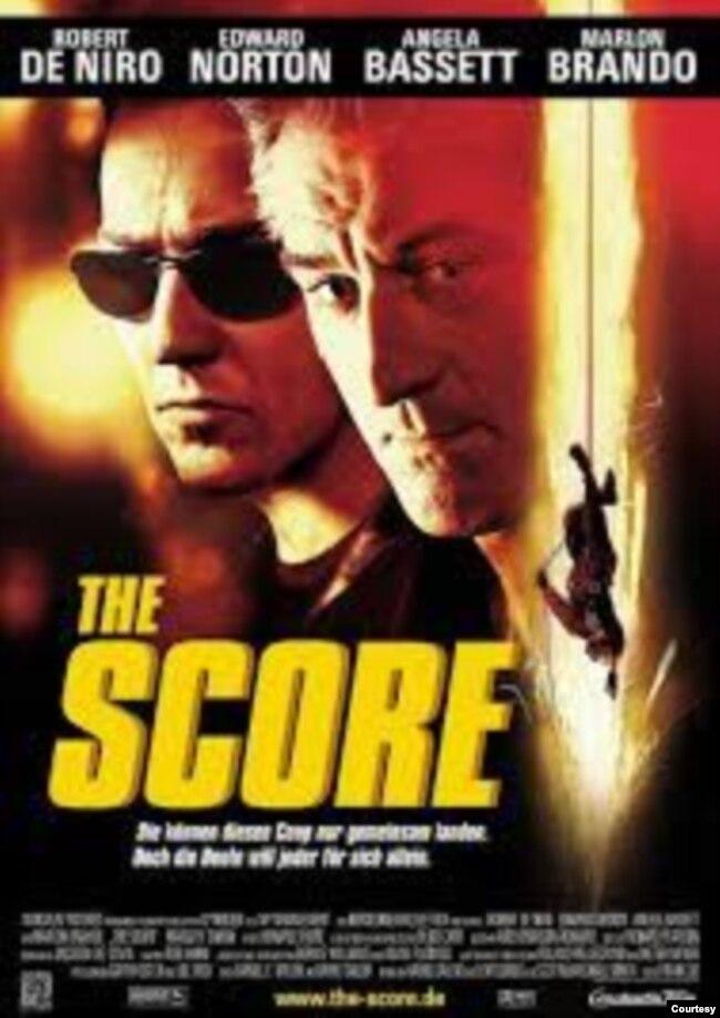 فلم ایک ایسے 'اسکور' کے گرد گھومتی ہے جس کے لیے میکس کو نک ویلز اور جیک ٹیلر دونوں کی ہی مہارت کی ضرورت پڑتی ہے۔