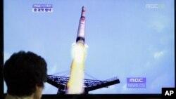 Lansiranje severnokorejske rakete